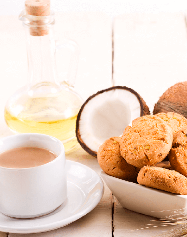 Coconutea Cookies