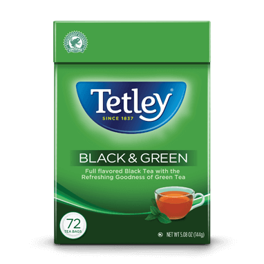 Black & Green Tea