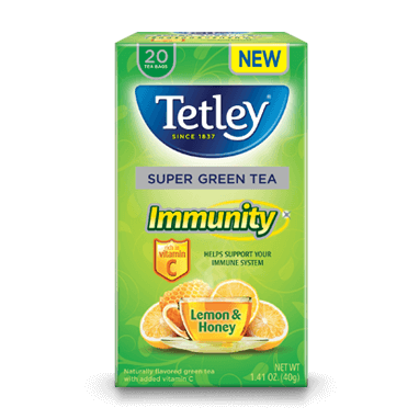 Immunity Lemon & Honey Tea
