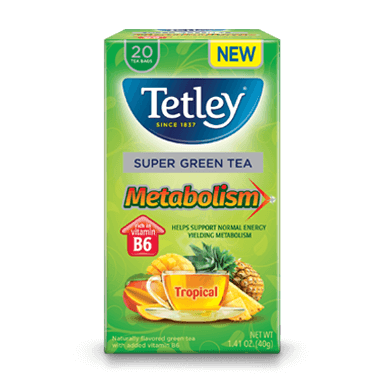 Metabolism Tropical Tea